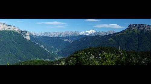 Bornes, Aravis et Mont Blanc