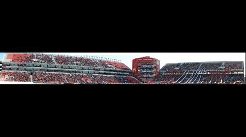Gigapan: Independiente - Arsenal