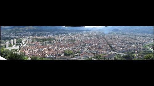Grenoble de la Bastille