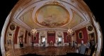 Interiors of Royal Castle in Warsaw: The old Audience Chamber // Wntrza Zamku Krlewskiego w Warszawie: Pokj Audiencjonalny Stary