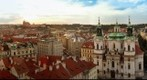 Prague, Hradcany and Old Town Square