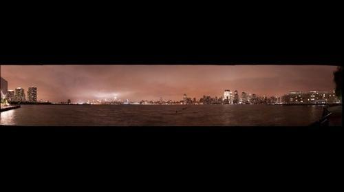 View of Manhattan from Hudson Exchange