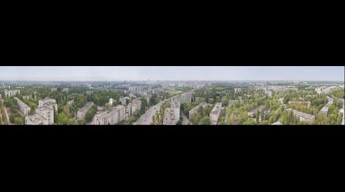 270 Grad Panorama of Lipetsk, Russia