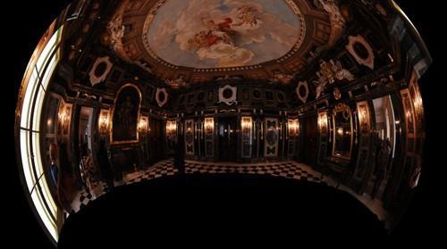 Interiors of Royal Castle in Warsaw - The Marble Room // Wnętrza Zamku Królewskiego - Pokój Marmurowy