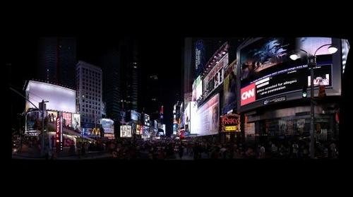 Another View of Times Square