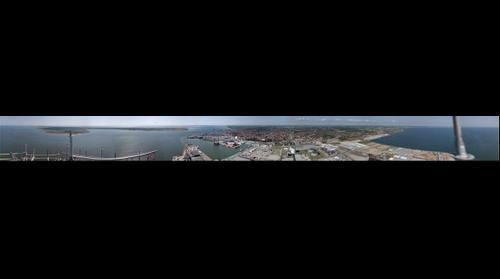 Esbjerg, Denmark - 360 degrees