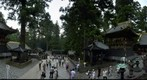 Nikko and the Toshogu Shrines - View from the Yomei-mon Gate