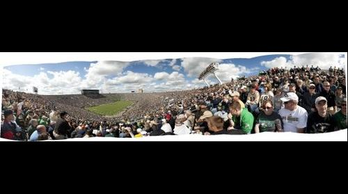 Purdue vs Notre Dame 2010 09 04
