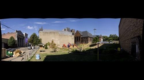 Braddock Playground Complete