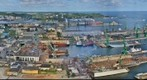Gdynia, Poland - Harbor view from Sea Towers