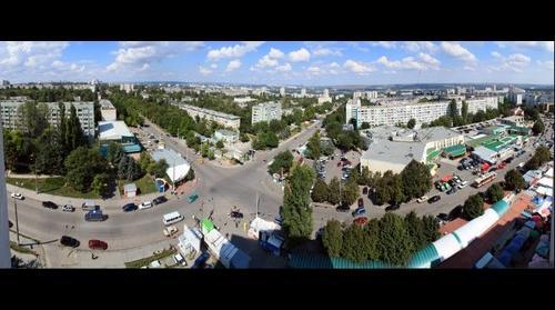 Chisinau, Botanica