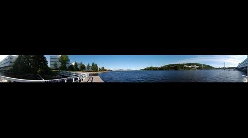 Yuvaskulal, Finland - near Hotel Alba
