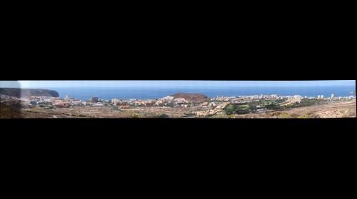 Vista de Arona