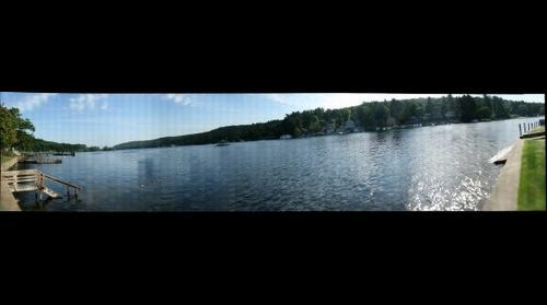Morning shot from Alton Bay