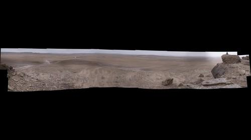 Von Braun Planitia, Haughton Crater, Devon Island, High Arctic