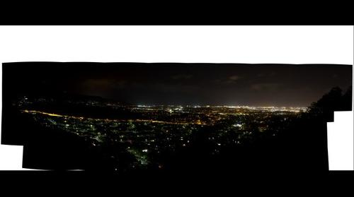 Cairns Panorama at Night