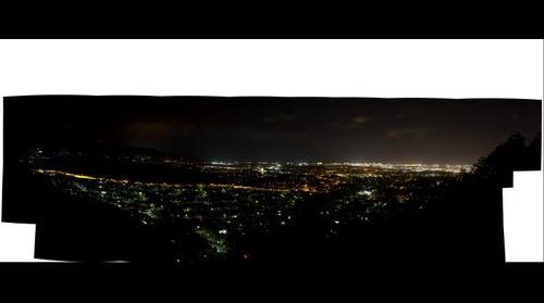 Cairns Panorama at Night