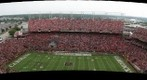 South Carolina vs. Georgia, from Camera Deck
