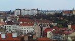 Prague, view from the Vysehrad