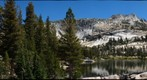 Upper Cathedral Lake, Yosemite National Park