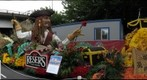 Pirate Float from the Rose Festival&#39;s Grand Floral Parade