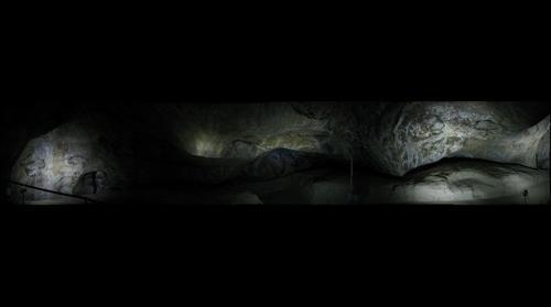 Salon Noir in Grotte de Niaux