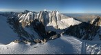Aiguille d&#39;Argentiere