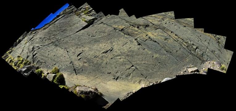 Petroglyph Panel, Mt. Bego, France