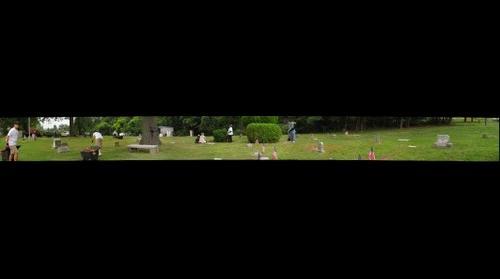Midland Cemetery in Steelton PA