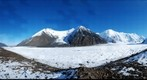 Tralieka Glacier, Denali National Park and Preserve, Alaska, September 12, 2010