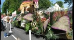 Dino Float, Grand Floral Parade, Portland Rose Festival