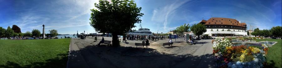 Constance harbour