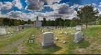 Readington Reformed Church, Readington, NJ, cemetary 360 degrees 2