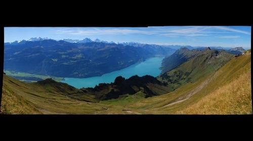 Bernese Alps from the Rothorn