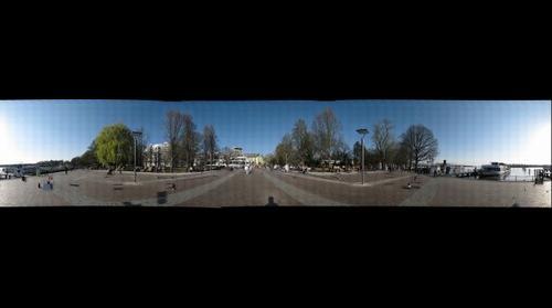 Greenwichpromenade Berlin-Tegel (Tegeler See)