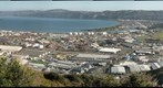 Wellington Harbour and Lower Hutt, New Zealand