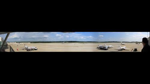 Raleigh Durham International Airport General Aviation Terminal
