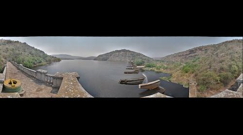 Shongweni Dam (from Western Wall)