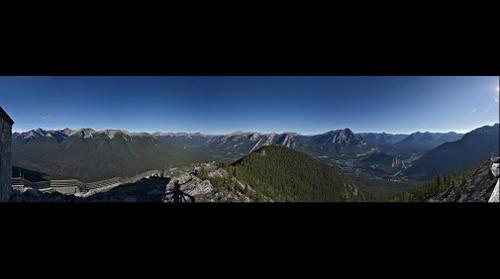 Sulpher Mountain - Alberta, Canada