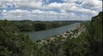 Lake Austin view from Mt. Bonnell