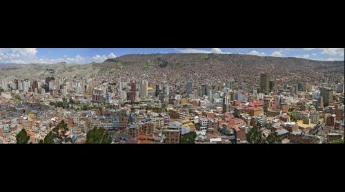 Bolivia Lapaz 01