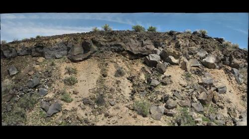 Mojave lava flow 2