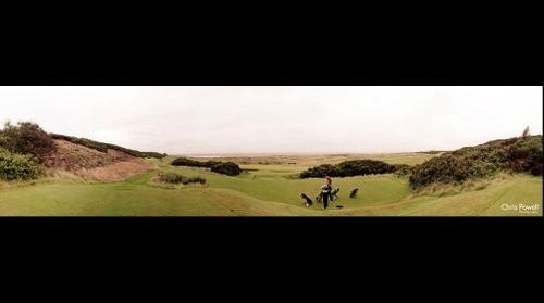 Royal Dornoch Golf Course (6th Tee)
