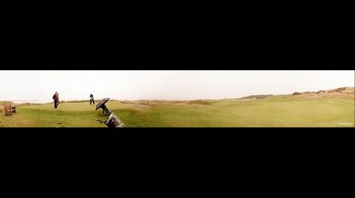 Royal Dornoch Golf Course (9th Hole)