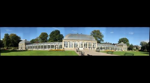 Sheffield Botanical Garden, UK
