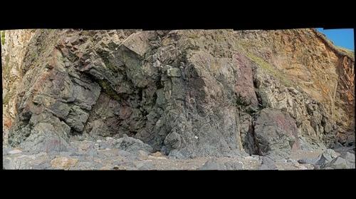 Skomer Volcanics, Marloes