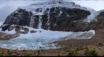 Mt. Edith Cavell and the Angel Glacier