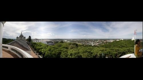 View from Khao Wang