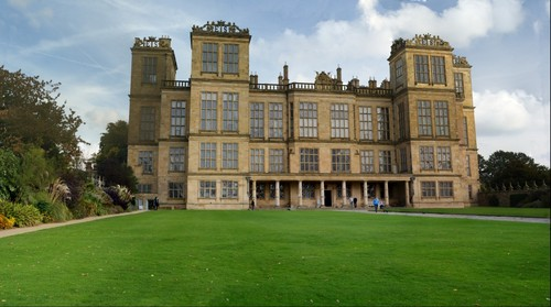 Hardwick Hall, National Trust House