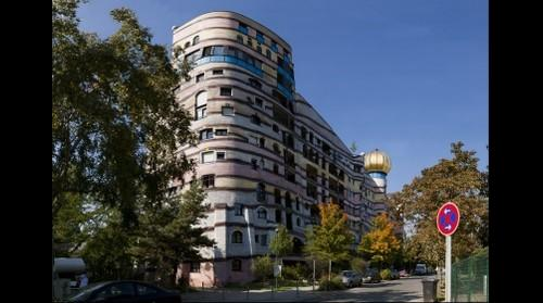 Hundertwasser Haus Darmstadt